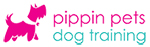 Pippin Pet Dog Training Logo